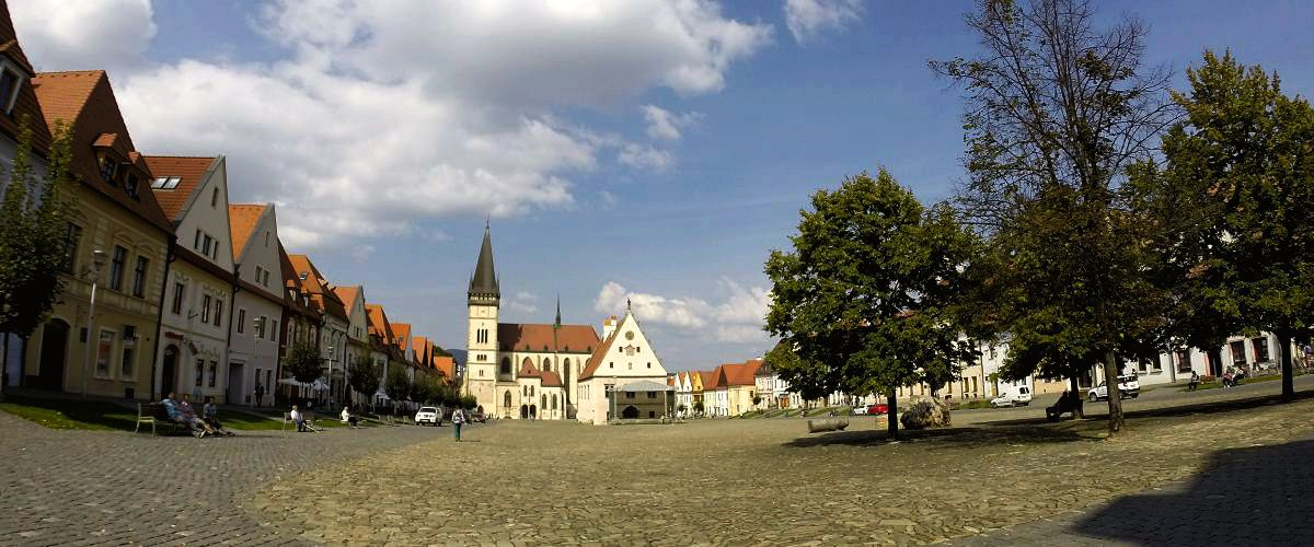 Town of Bardejov The world heritage site in Slovakia Top 10 things to do in Slovakia