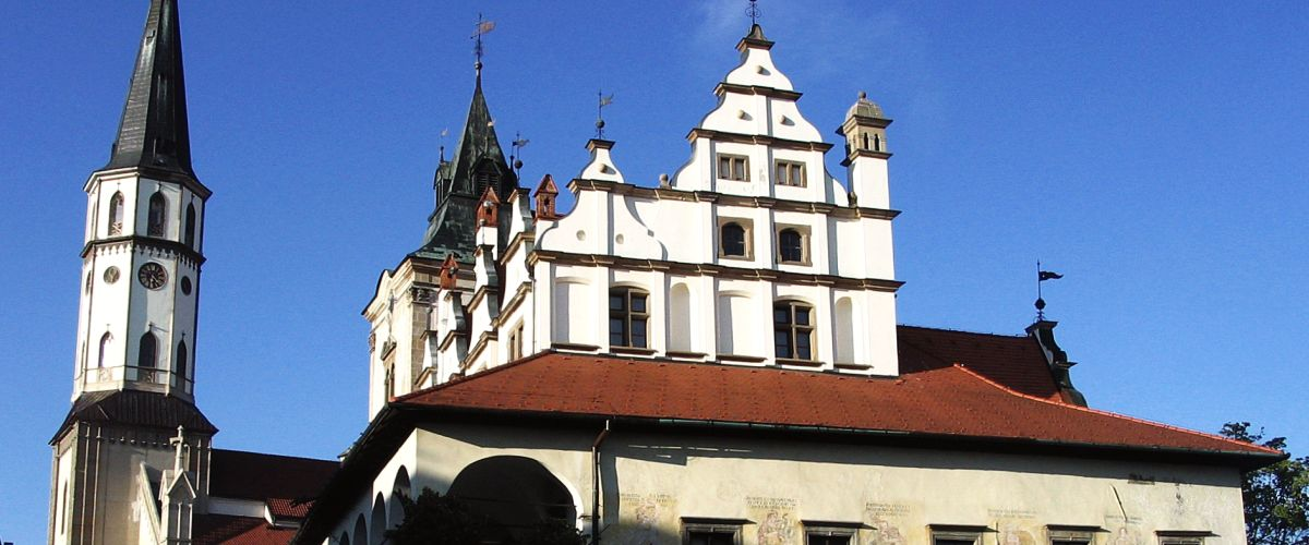 Town of Levoča The world heritage site in Slovakia Top 10 things to do in Slovakia