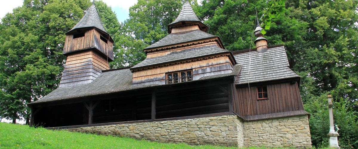 The wooden churches of eastern Slovakia Top 10 things to do in Slovakia