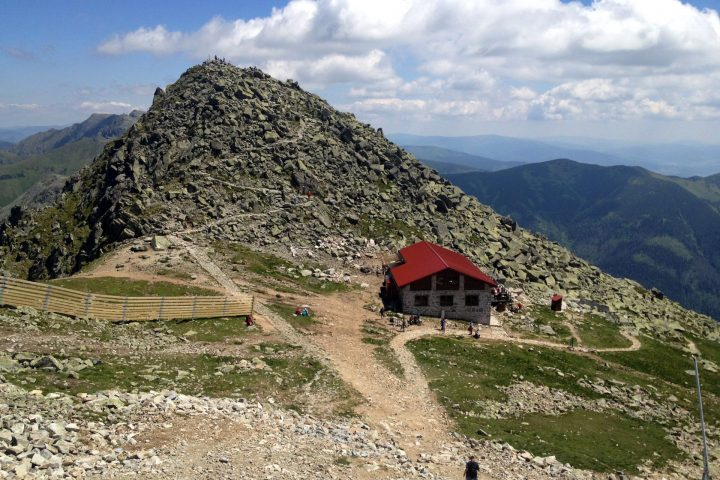 Four national parks Slovakia week tour Low Tatras Chopok 3