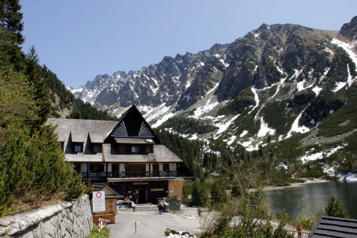 Grand tour of Slovakia DAY 6 High Tatras Popradske Pleso (4)