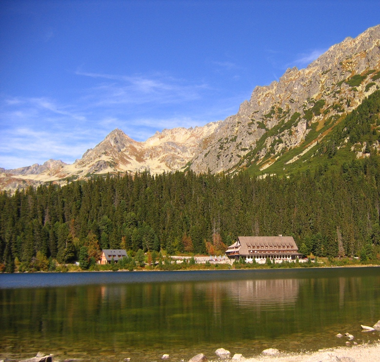 Tatra chalets in NP High Tatras, Slovakia – visit them all