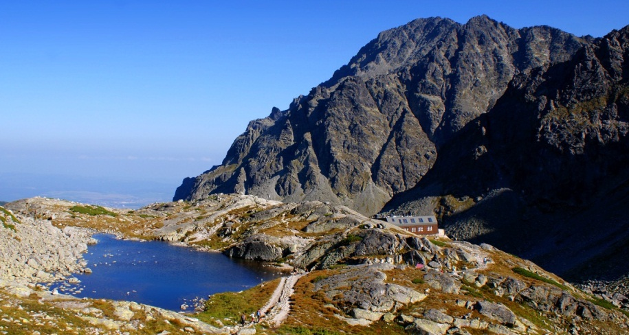 Top 3 challenging chalets in High Tatras in Slovakia