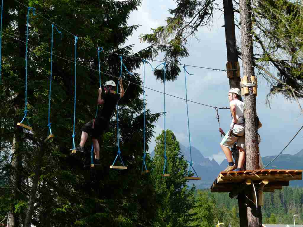 List of best places to take children in High Tatras in Slovakia 2